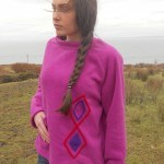 Ladies Fleece Jumper