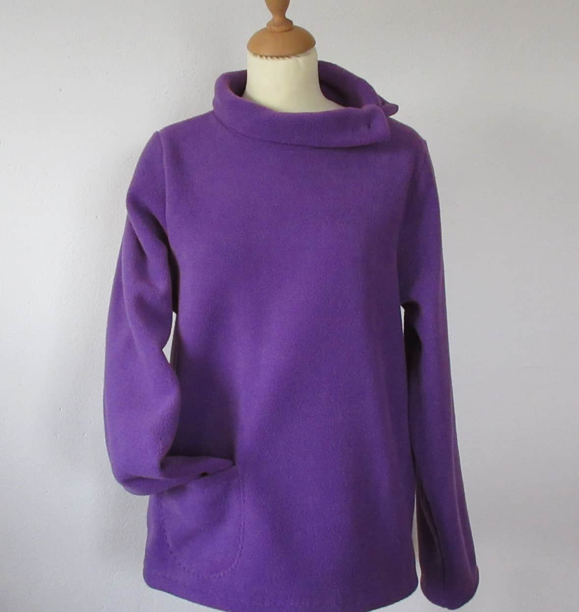 Ladies Fleece Sweater