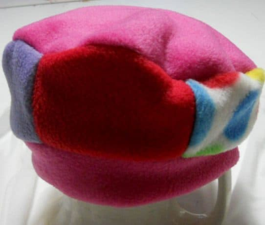 Childrfens Fleece hat