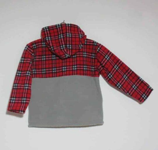 Kids warm hoodie