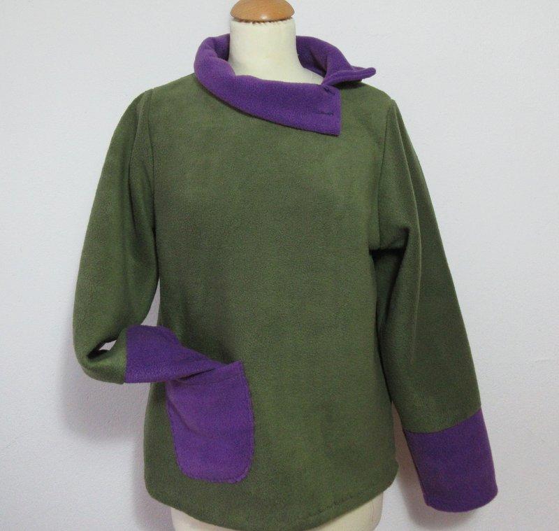 Ladies Polo Neck Sweater