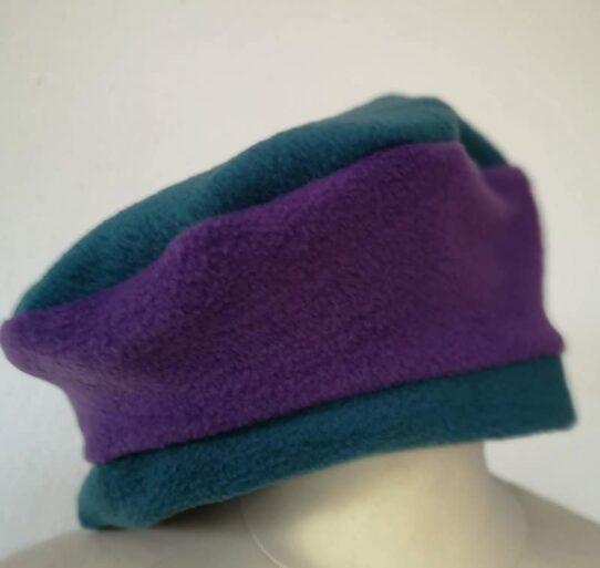 Fleece Hat Beret