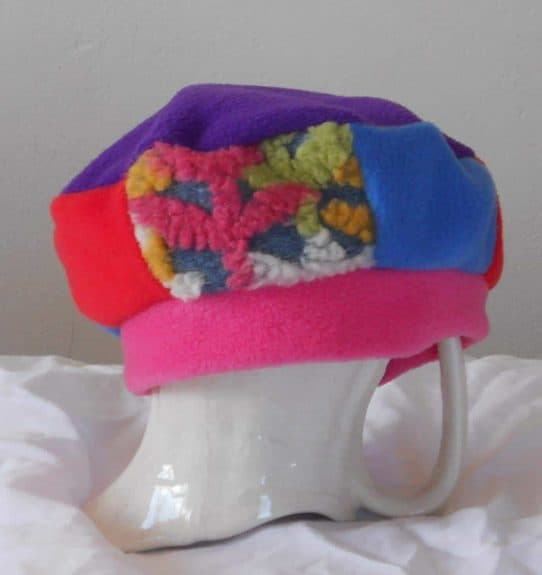 Childrens Fleece hat