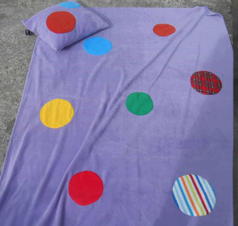 Housewarming gift, Fleece blanket