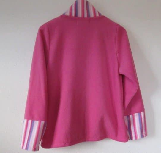 Ladies poloneck sweater