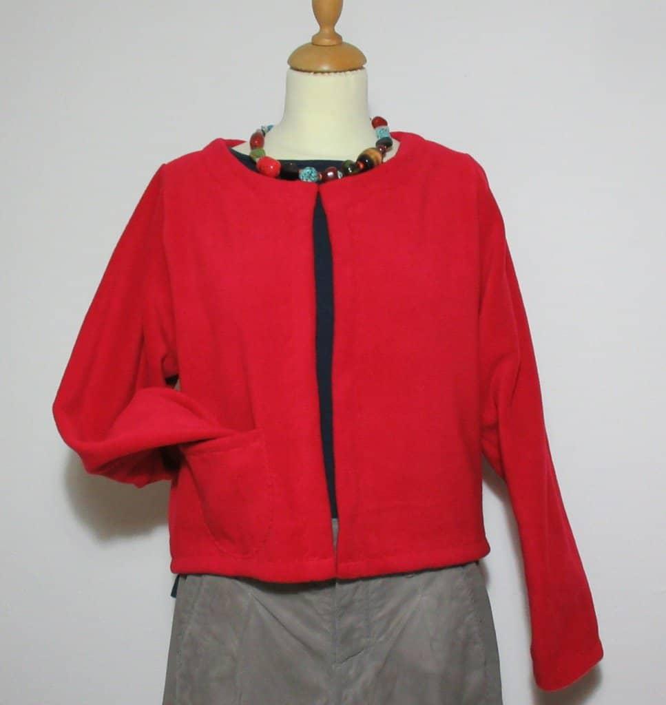 Short Bolero Jacket
