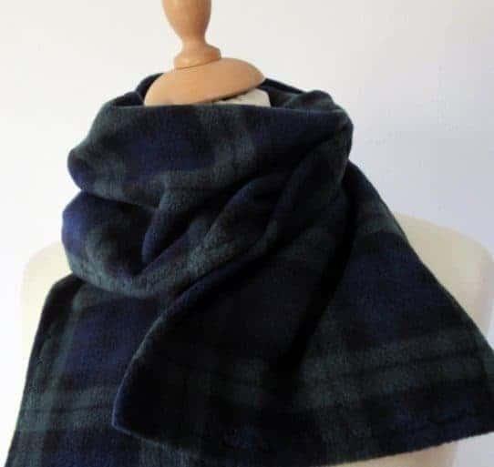 warm unisex scarf