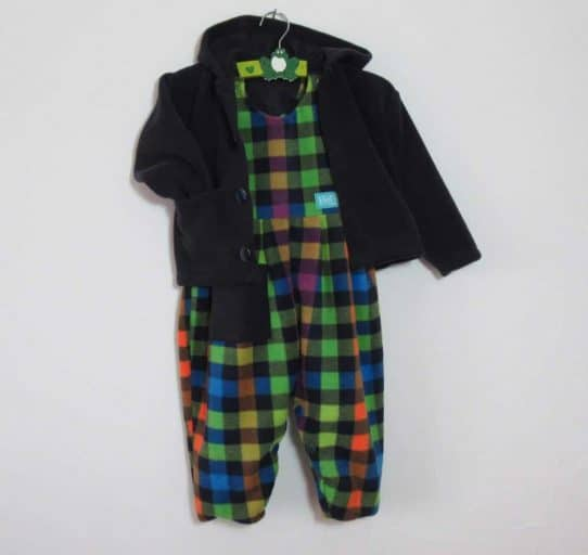 Boys Dungaree and Jacket set