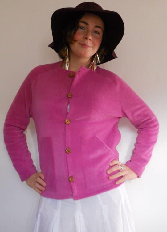 Fleece Jacket for women