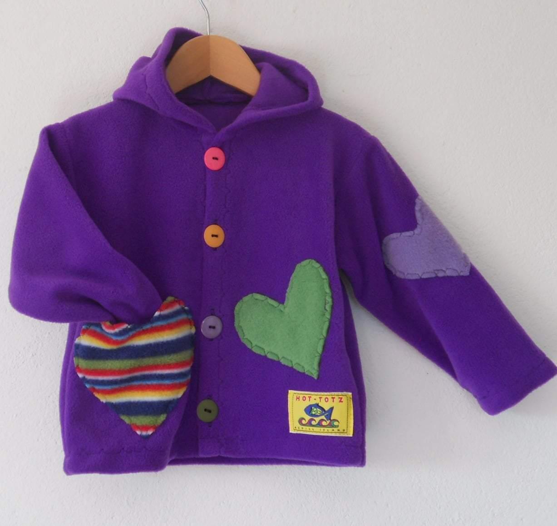 Girls Fleece Jacket