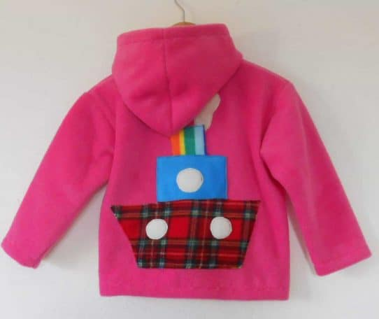 Nautical Kids Jacket