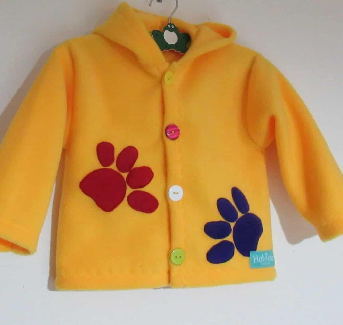 Hooded Childrens Jacket