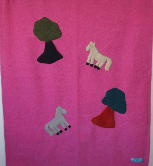Hot-Totz Baby Fleece Blanket