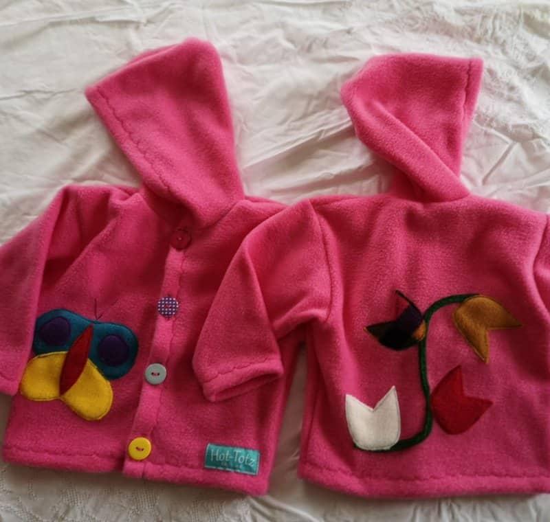 Fleece Clothing for Girls