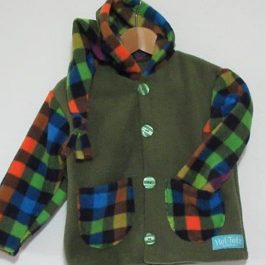 kids elf jacket by Hot -Totz