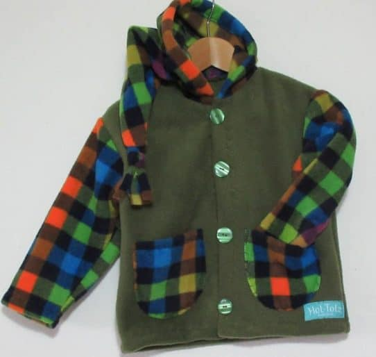 Kids Elf Jacket