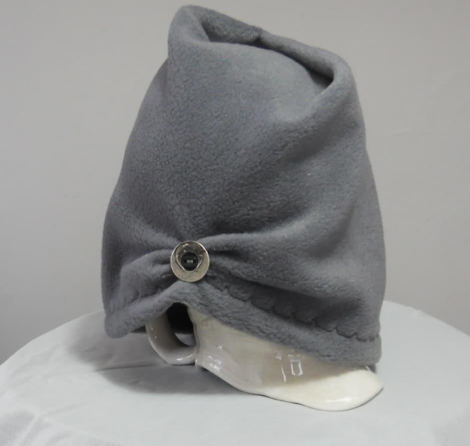Ladies Fleece hat 'Turban'