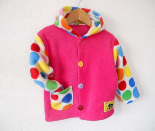 Kids Fleece Jacket Elf