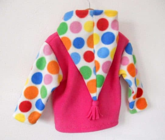 Hot-Totz Kids Fleece Jacket 'Elf'