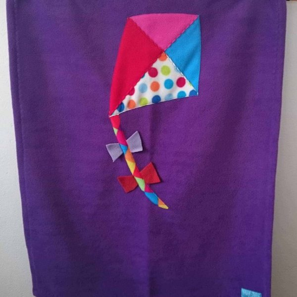 Newborn Blanket Kite