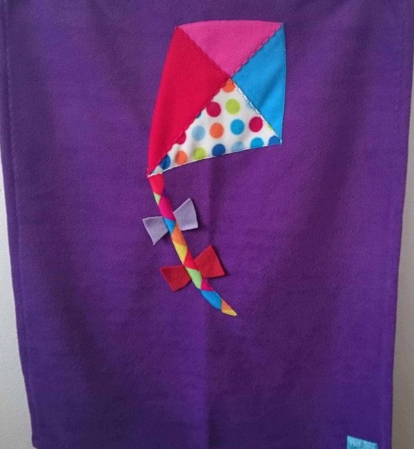 Newborn Blanket Kite