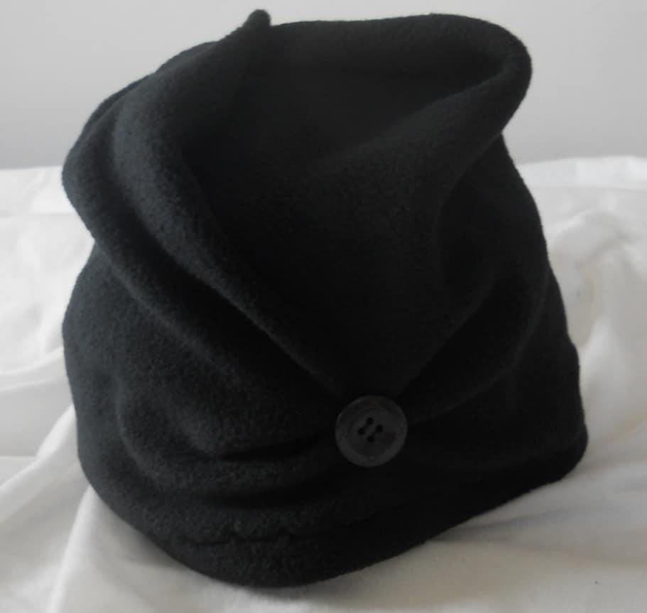 Ladies Fleece hat turban