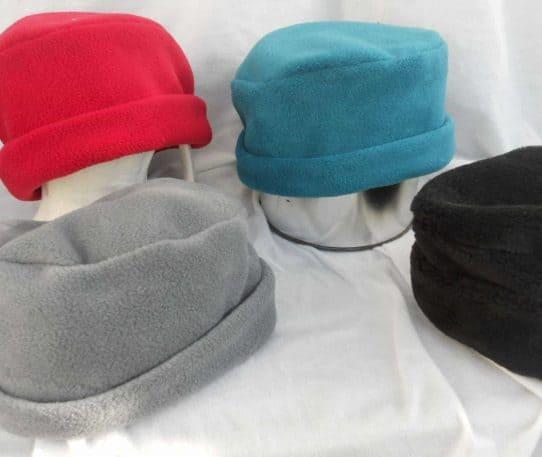 Fleece Hatand Scart Set