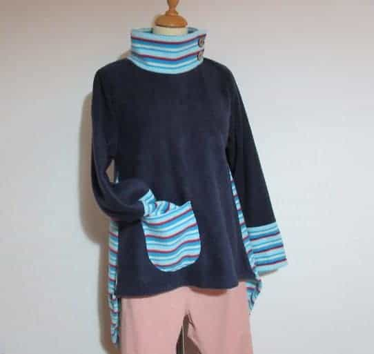 Ladies Pullover Swing
