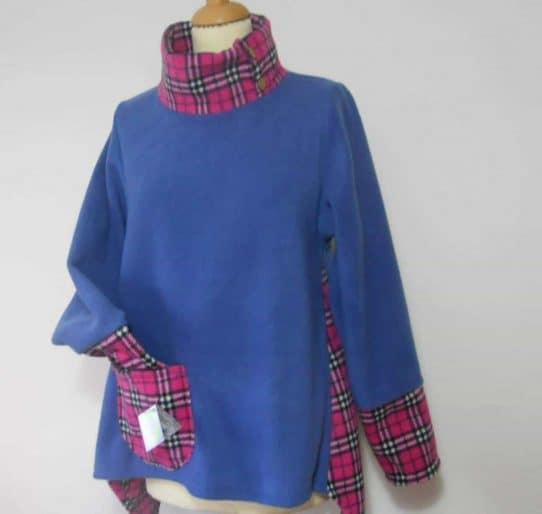 ladies fleece jumper