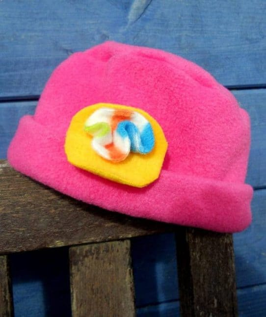 Girls Fleece Hat