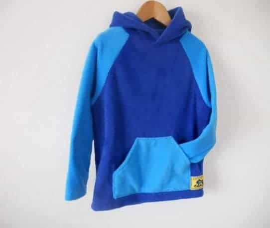 Childrens Fleece Hoodie