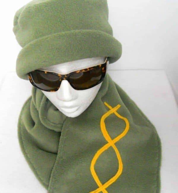 Fleece Hat&Scarf Set