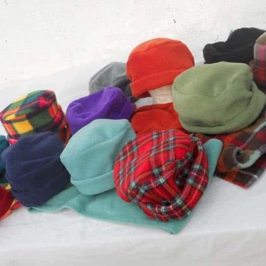 Ladies Fleece hat