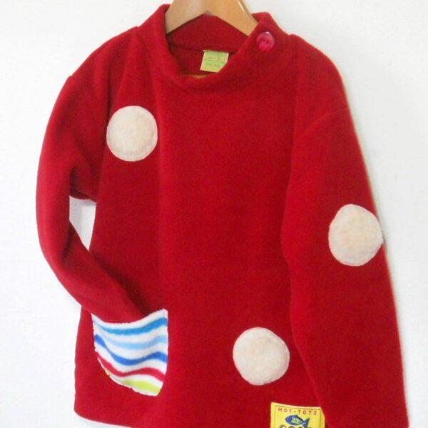 Childrens Fleece Jumper
