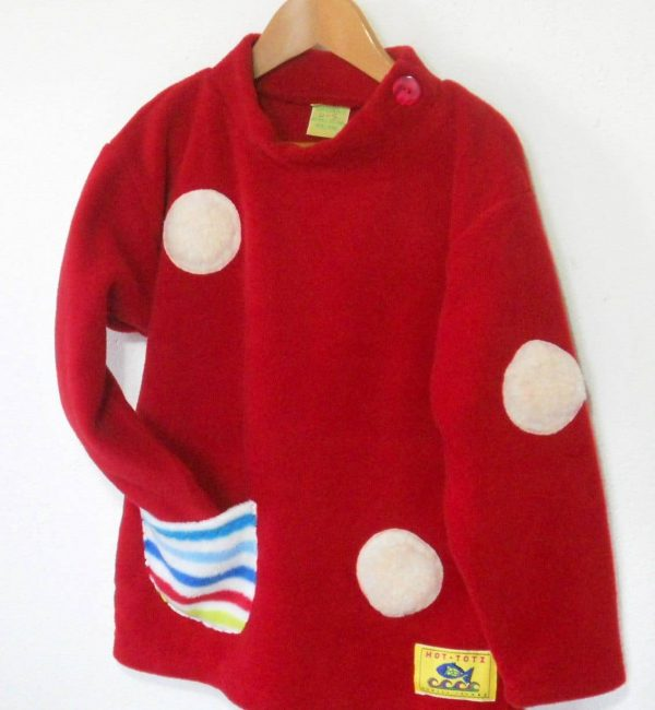 Childrens Fleece Jumper