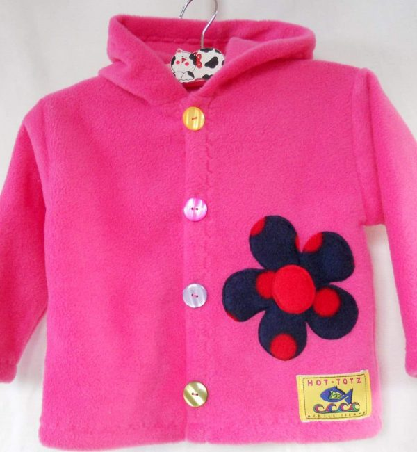 Girls Cosy Fleece jacket