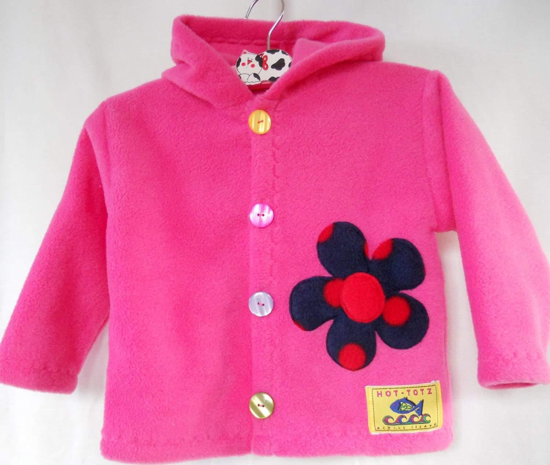 Girls Cosy Fleece jacket
