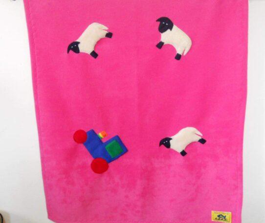 Hot-Totz Fleece Baby Blanket