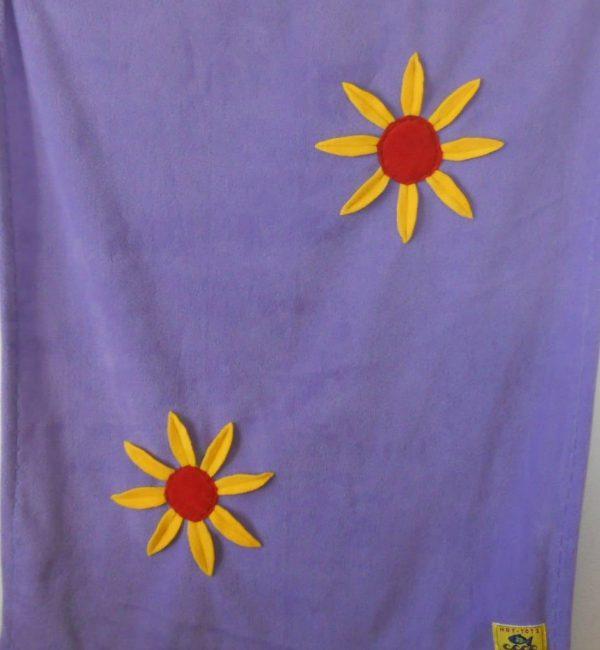Handmade Fleece Baby Blanket