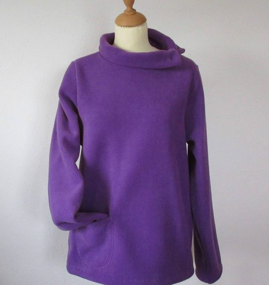 Womens Fleece Pullover