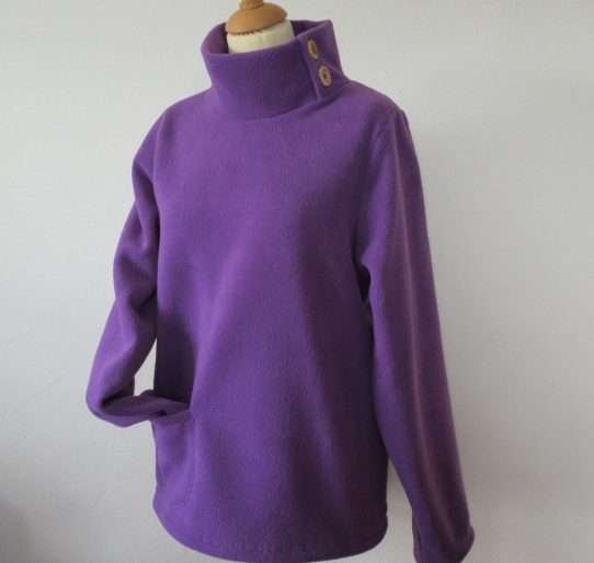 Ladies Fleece Sweater