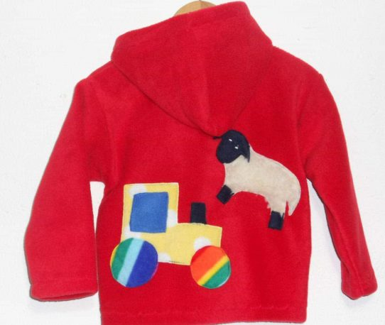 Toddler Fleece Jackets