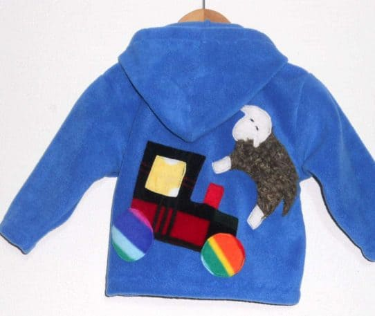 Boys Fleece jacket