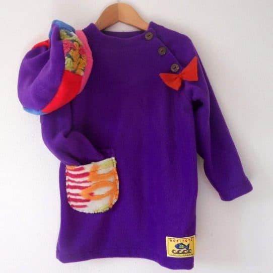 Fleece Jumper Dress