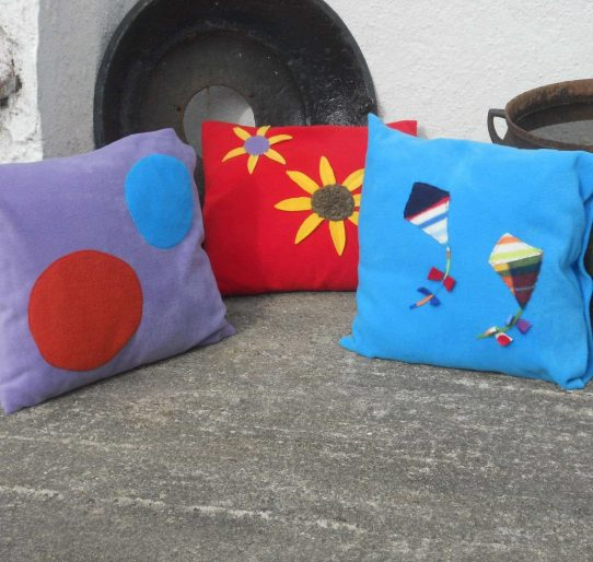 Fleece Cushion Cover