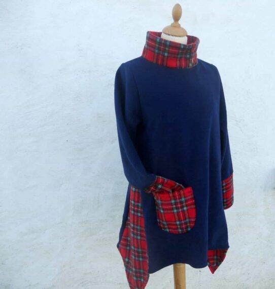 Ladies Fleece tunic
