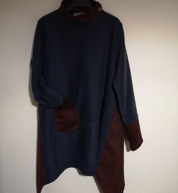 Fleece Tunic