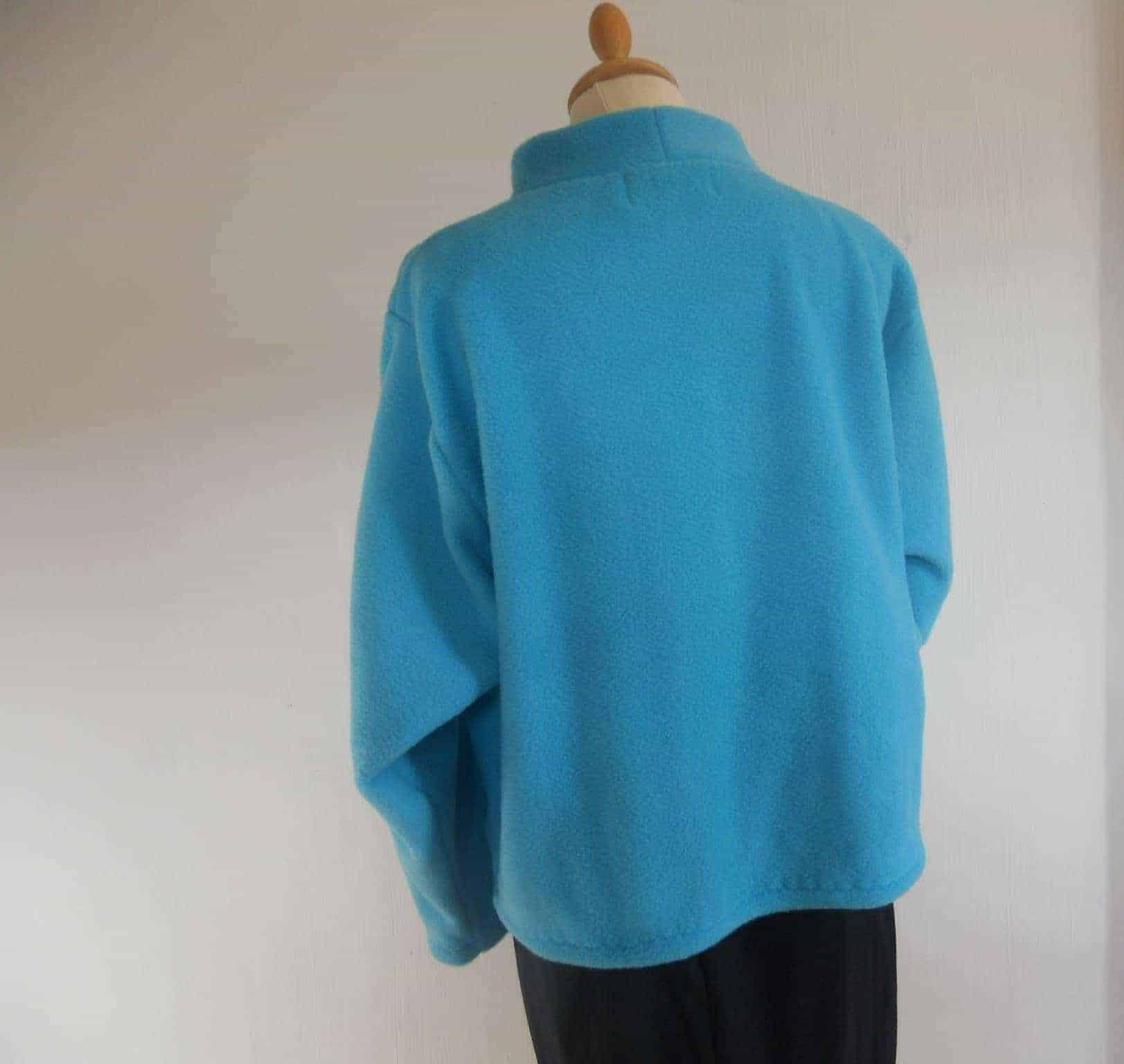Womens Fleece Pullover
