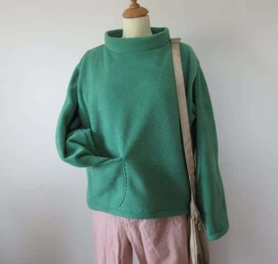 Casual Fleece sweater