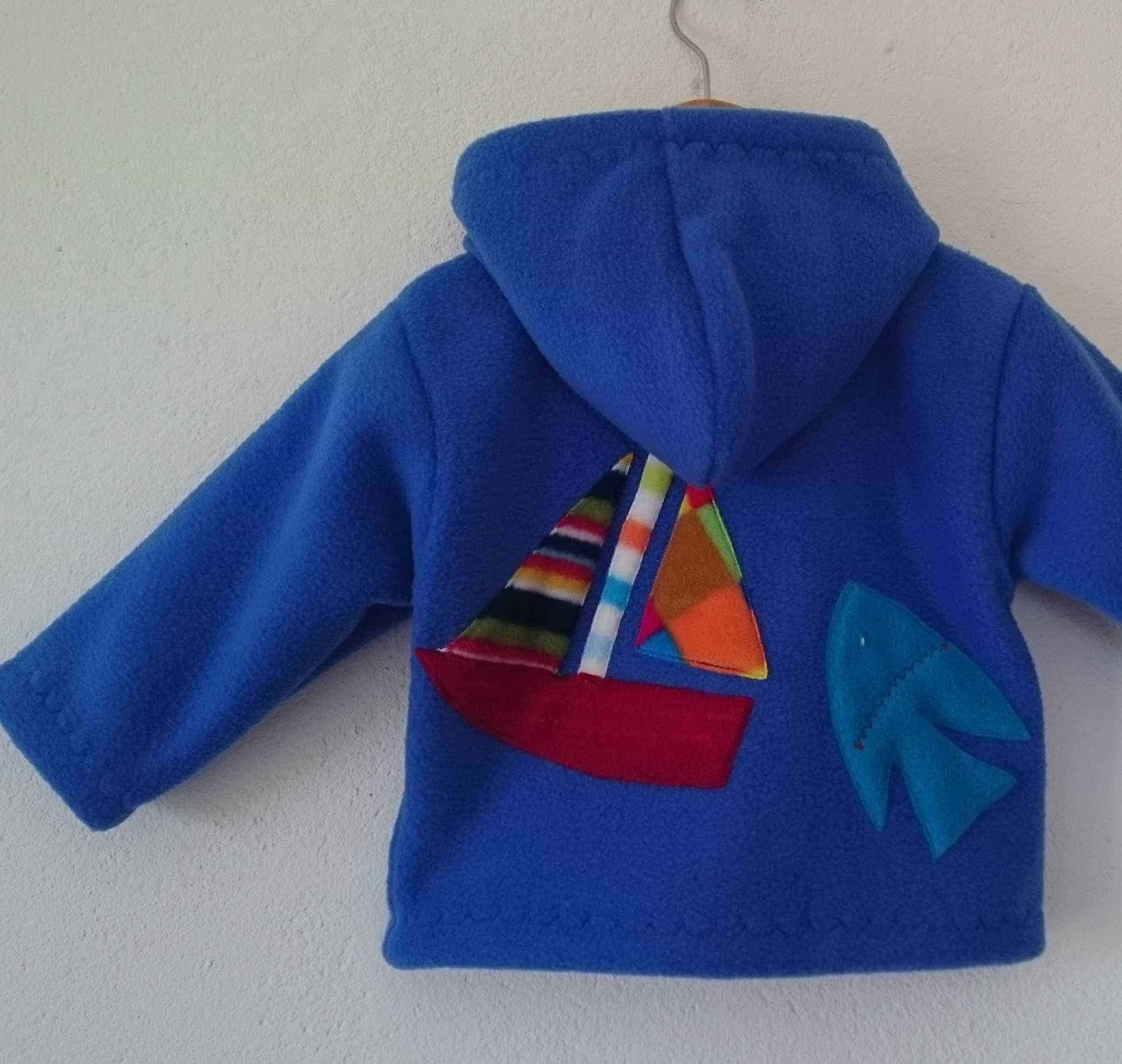Handmade Kids Fleece